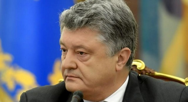 порошенко про миротворців на донбасі