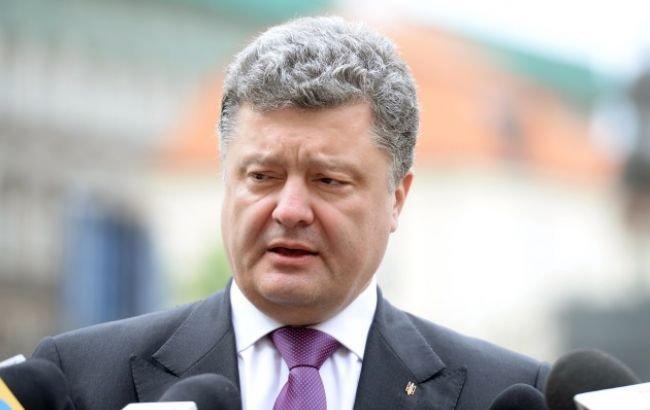 порошенко пообіцяв захищати маріуполь
