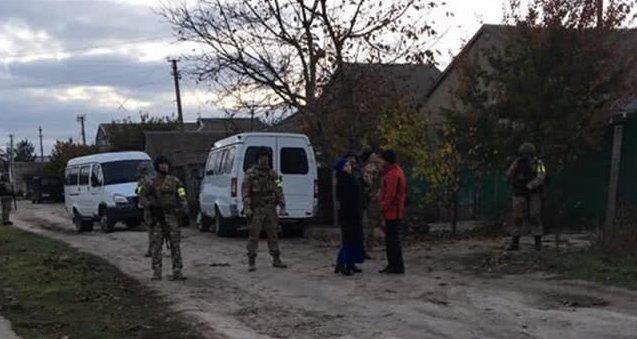 окупанти арешти кримських татар