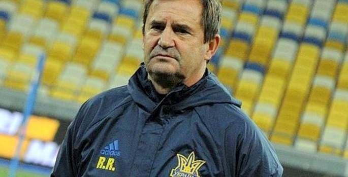 помічник головного тренера збірної україни рауль ріанчо