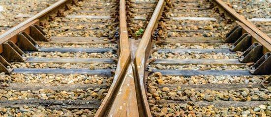 залізничні колії