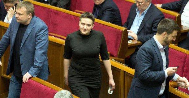 верховна рада дала дозвіл на арешт нардепа надії савченко