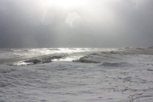 в азовському морі піднялася вода