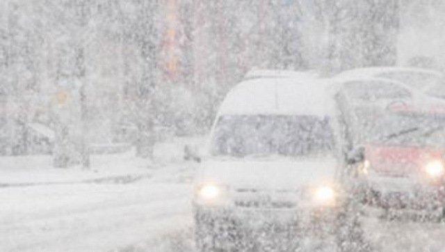 На вихідні Україну знову засипатиме снігом