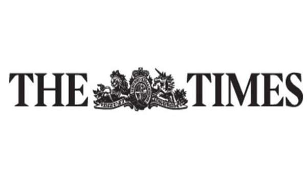 the times логотип