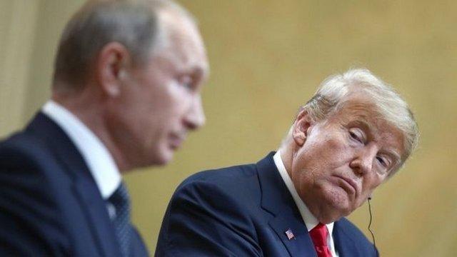 трамп про роль путіна у виборах сша