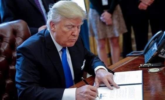 президент сша дональд трамп