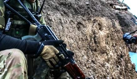 Бойовики з82мм мінометів обстріляли українських військових поблизу Талаківки таТроїцького