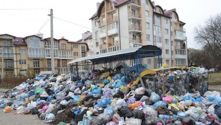 Відсьогодні уЛьвові розпочнеться вивезення сміття,— Зубко
