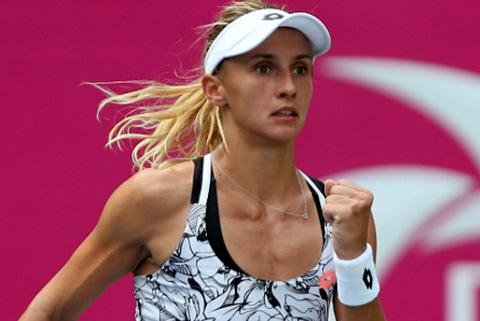 Українська тенісистка розгромила росіянку наRoland Garros