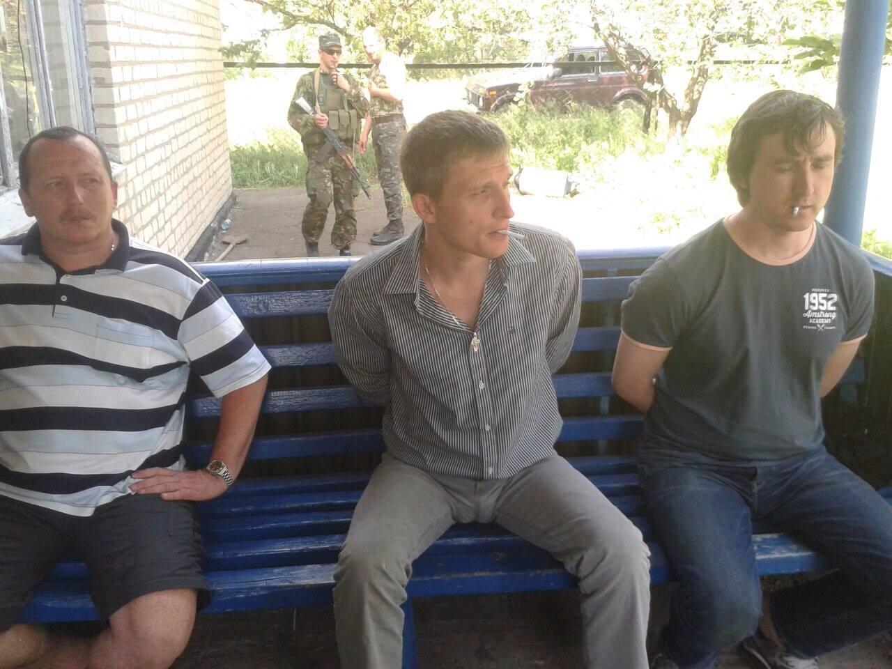 Террористы трахнули заложников 10 фотография