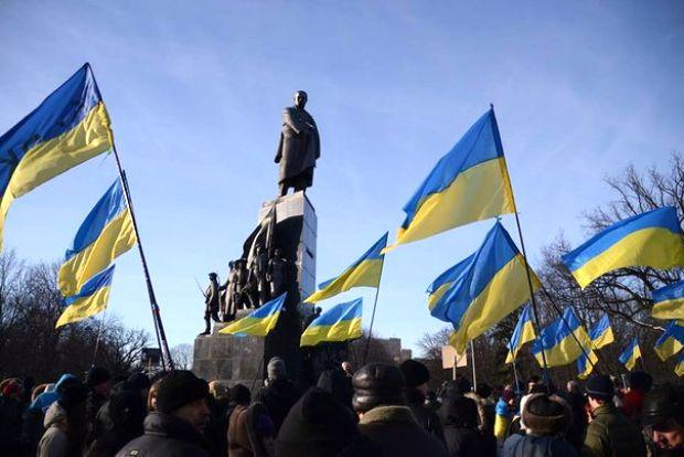 На харьковском Майдане священнослужители различных конфессий провели молебен за мир - Цензор.НЕТ 482