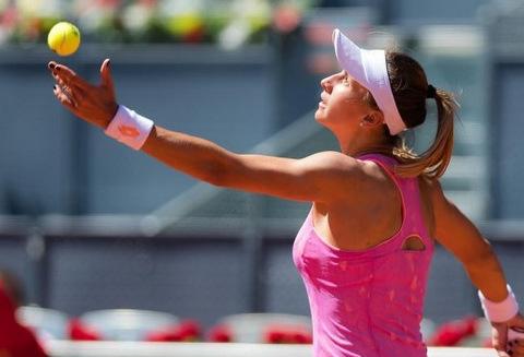 Українська тенісистка Леся Цуренко вийшла до півфіналу турніру в Нідерландах