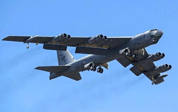 США перекинули в Європу стратегічні бомбардувальники B-52H