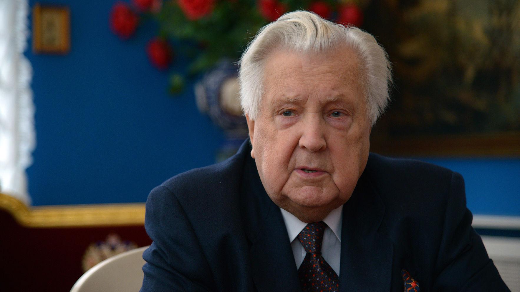 Помер російський художник Ілля Глазунов