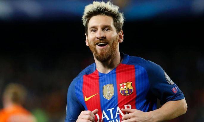 Мессі узгодив новий контракт зБарселоною— сума відступних складе 400 мільйонів євро