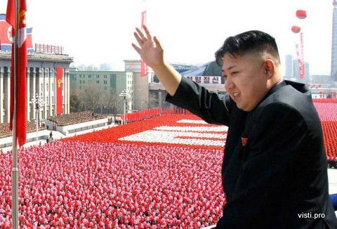 У Північній Кореї показали демонстраційне відео ракетного удару поСША