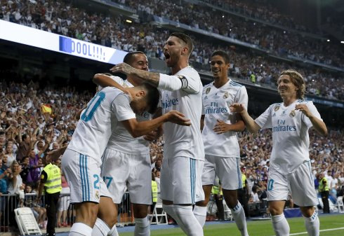 Реал переміг Барселону і виграв Суперкубок Іспанії (відео)