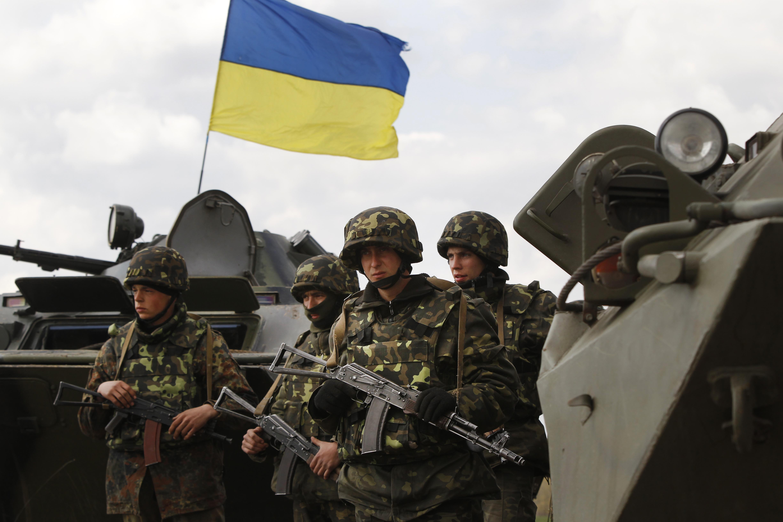 Киев: Последние приготовления перед войной?