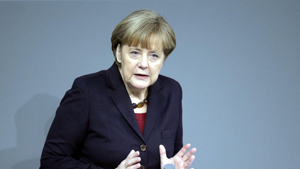 Меркель розкритикувала нові санкції Сенату США проти Росії